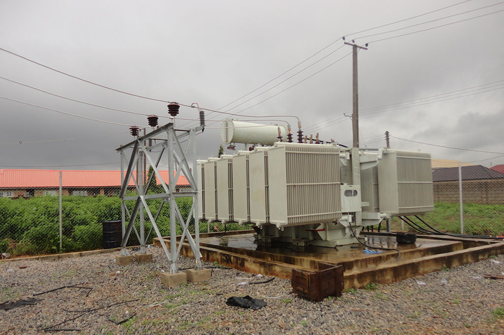 Supply of power transformers