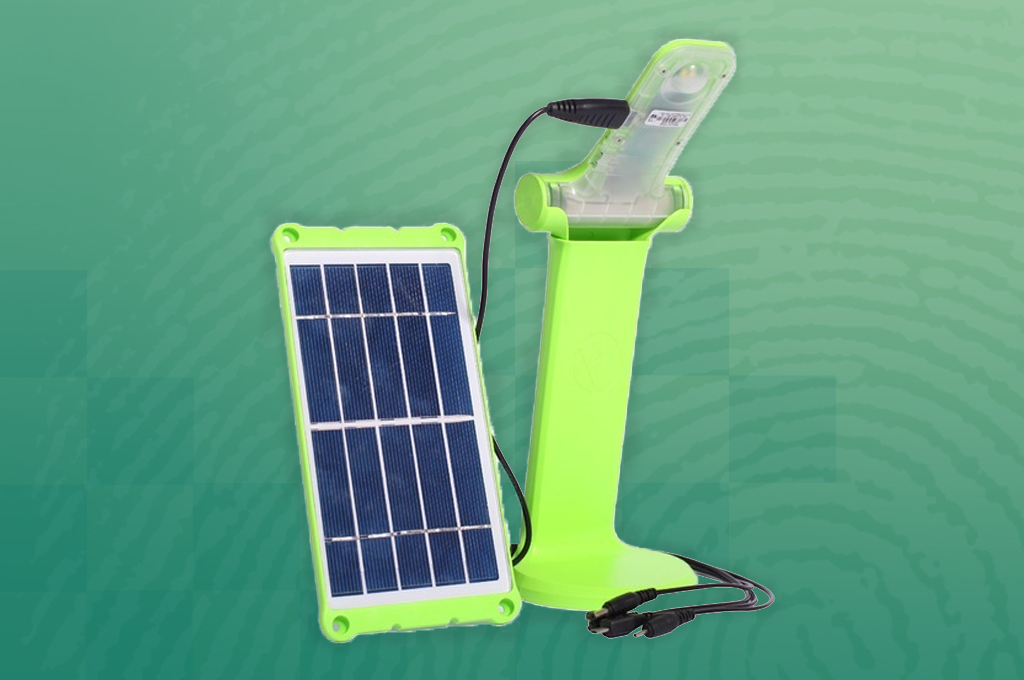 IFC Solar LED light distribution