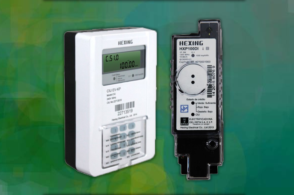 Smart ready Pre-payment Electrical Energy Metering Projects